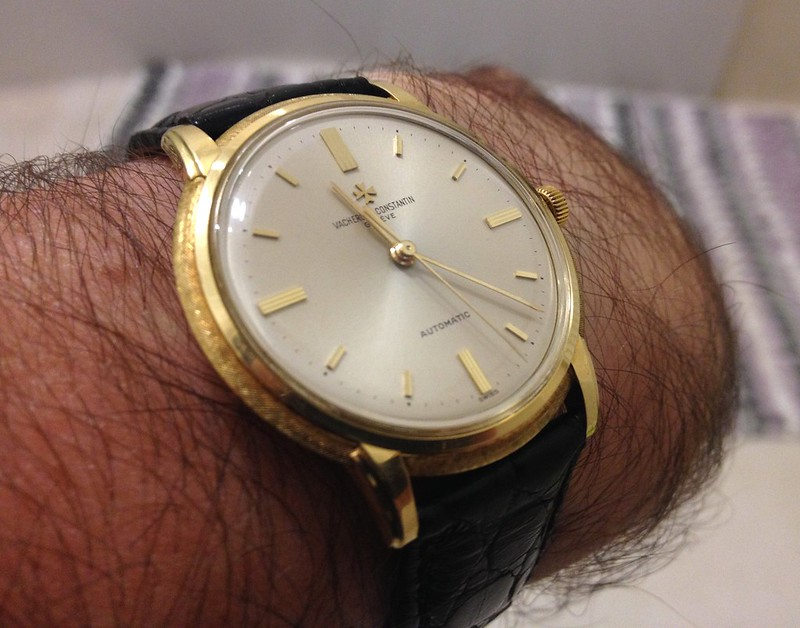 Received my first Vacheron ...