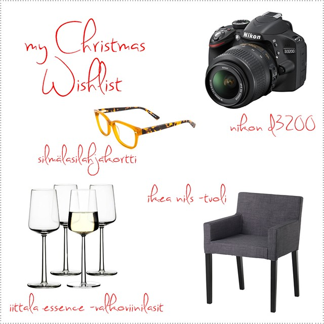 christmaswishlist