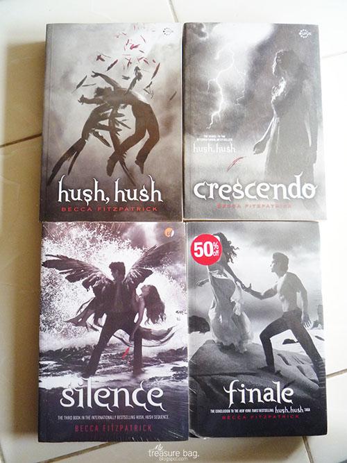 Book Stores Reunion_Hush Hush series 03