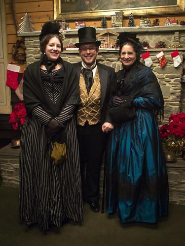 Outlander Holiday Party