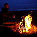Lost Coast Campfire by xparrot9