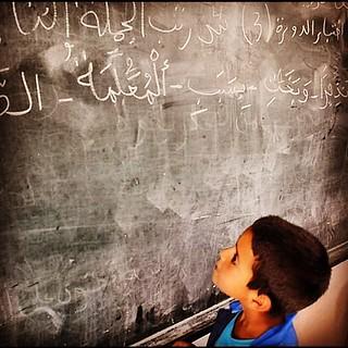 ¡Estos Saharauis! ¡Qué bien hablan el árabe! (Broma de medio día pues)