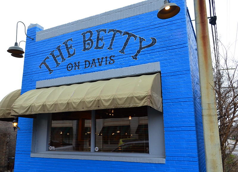 The Betty on Davis