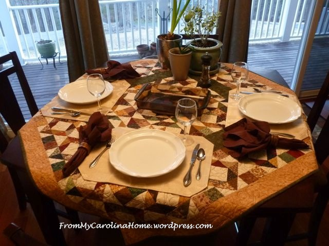 Guy thing tablescape 5