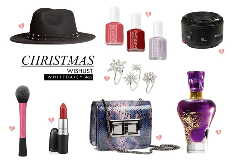 whitedaisy blog xmas wishlist