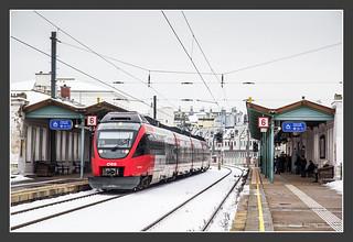 S-Bahn Wien, 15. Jan 2013