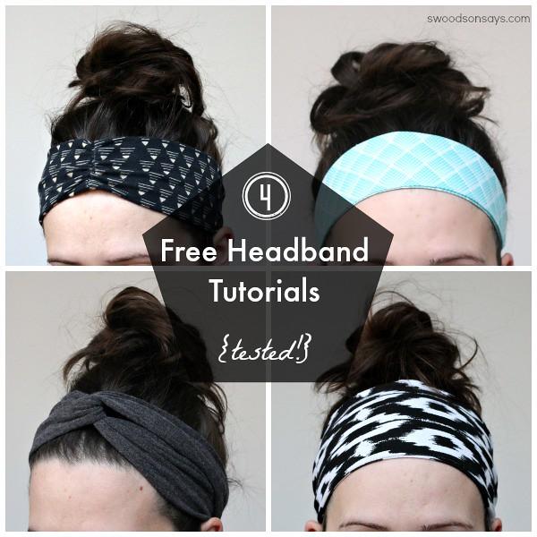 Free Headband Patterns - Tested