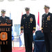 USS Mobile Bay (CG 53) Change of Command (March 3, 2015)