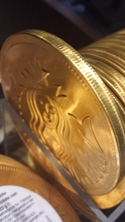 Starbucks. Southend. Coin. 4 Mar'15