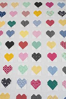 Hanna Hearts Quilt Blocks