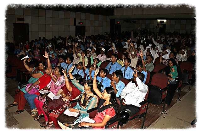 Interactive session with the audience