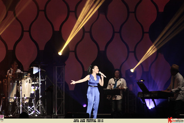 Java Jazz Festival 2015 Day 3 - Ruth Sahanaya