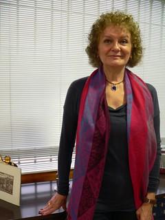Trinidad Gómez, presidenta de Ventana Plástica