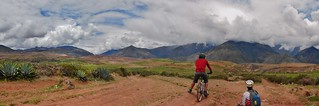 Peruvian Mountain Biking