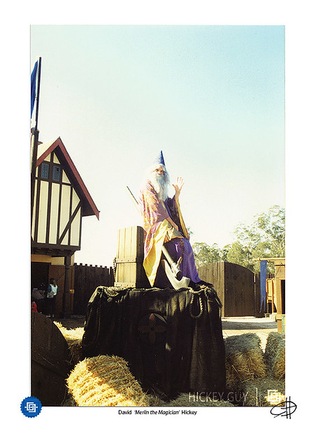 Wonderland - Merlin the Magician #16