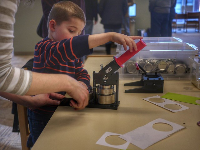MakerSpace at Main Library