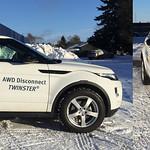 Range Rover åt GKN