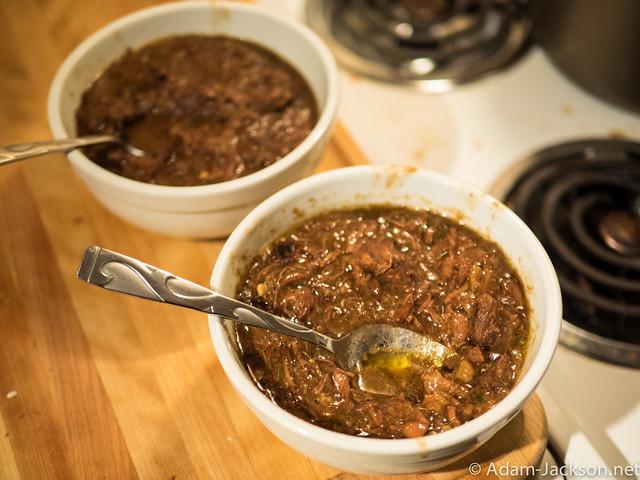 Making Belgian Beef Stew