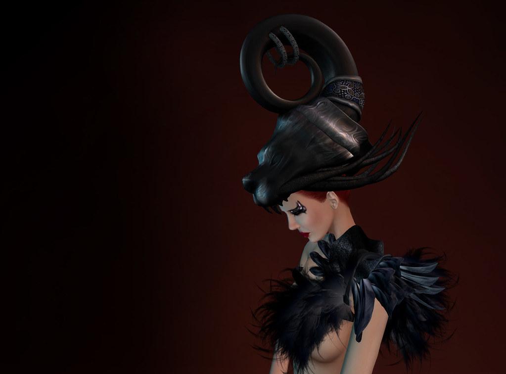 Miamai Dramera helm - the soul of dragon