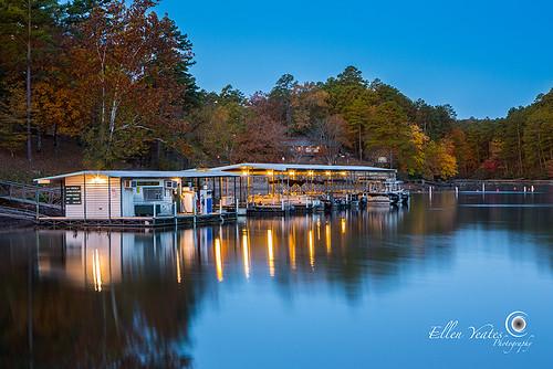 Lake Catherine Boat House