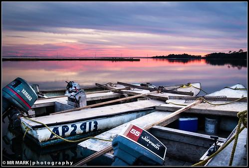 sunset docks point boats bay pier boat florida east coastal fl oyster apalachicola eastpointe apalachacola appalachacola