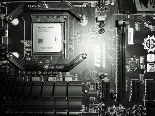 My winter hobby - building a new PC