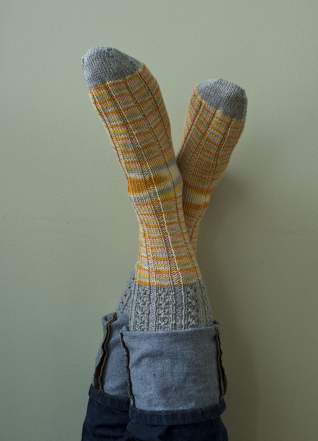 Goldberry's Socks