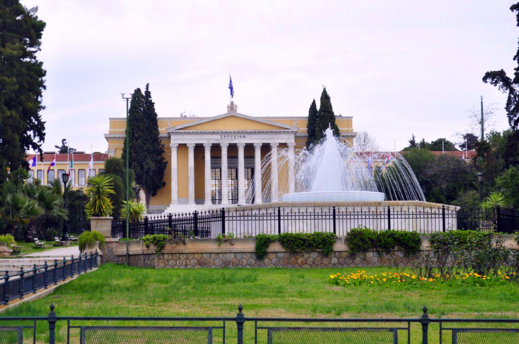 Palacio de Congresos y Zappeion atenas en 2 días - 16427546929 34e6e9d9b8 b - Qué ver en Atenas en 2 días