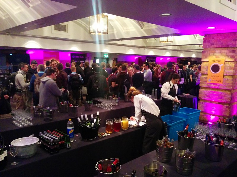 PHP UK Conference 2015 - Open Bar