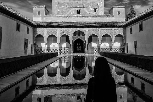 Reflecting - Palacios Nazaríes