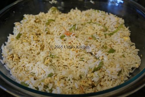 Egg rice 1