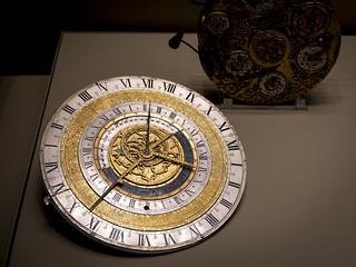 Masterpiece Clock, 1620, by Thomas Starck, Augsburg, Germany