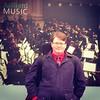 Today's audition: Juilliard!