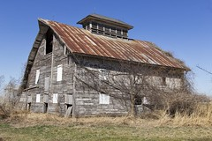 The Old Abandoned Barn