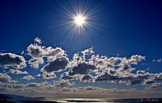 L'abbraccio del sole