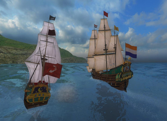 Dastardly pirates