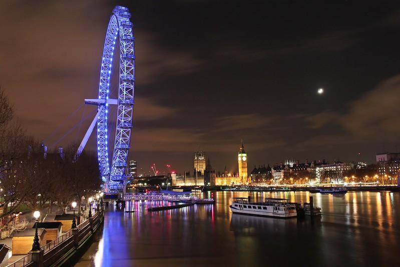 London eye-倫敦眼-大笨鐘-17度C英國隨拍 (12)