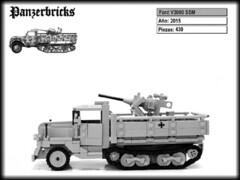 Ford V3000SSM de Panzerbricks