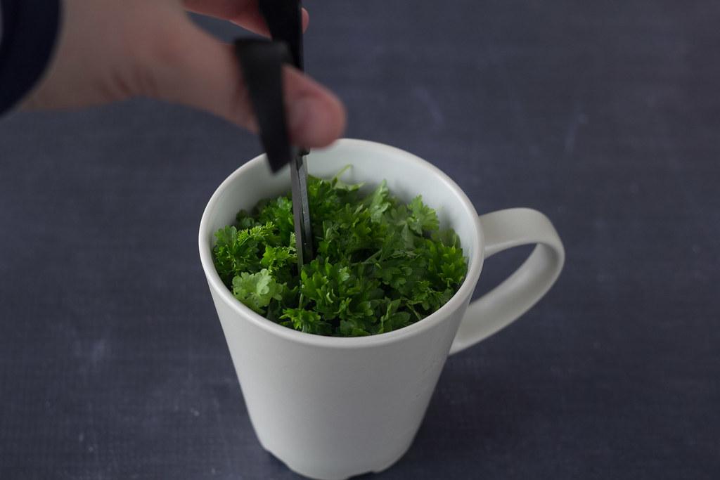 Stegt flæsk med persille sauce (16)
