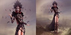Colour of Couture 2015 - Nayomi Gartner 1