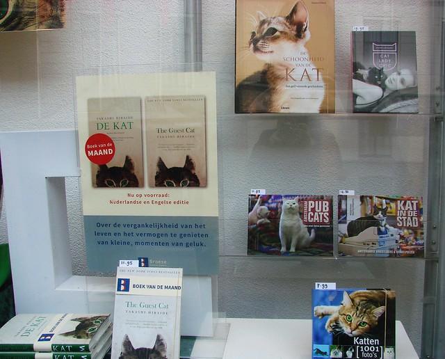 kat boeken