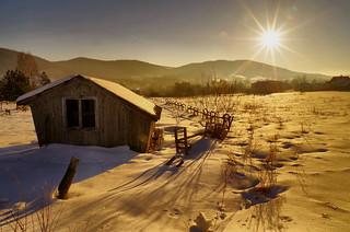 Old hut (II)