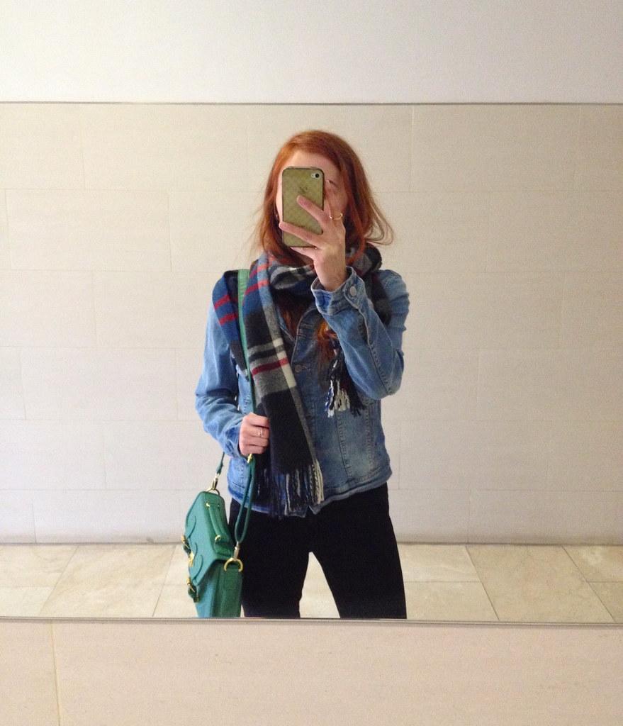 Barcelona Valentina selfie