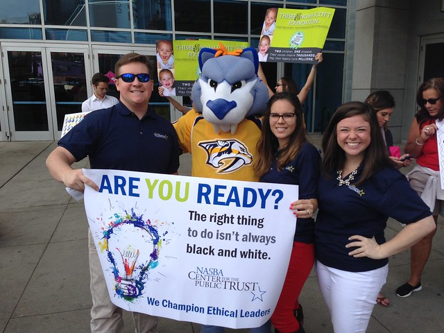 CPT Joins The Big Payback at Bridgestone Arena