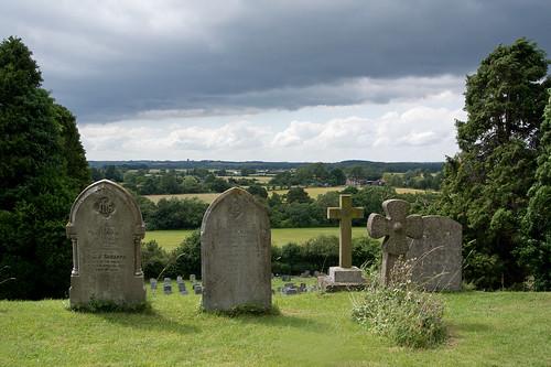 Shillington (All Saints) Churchyard