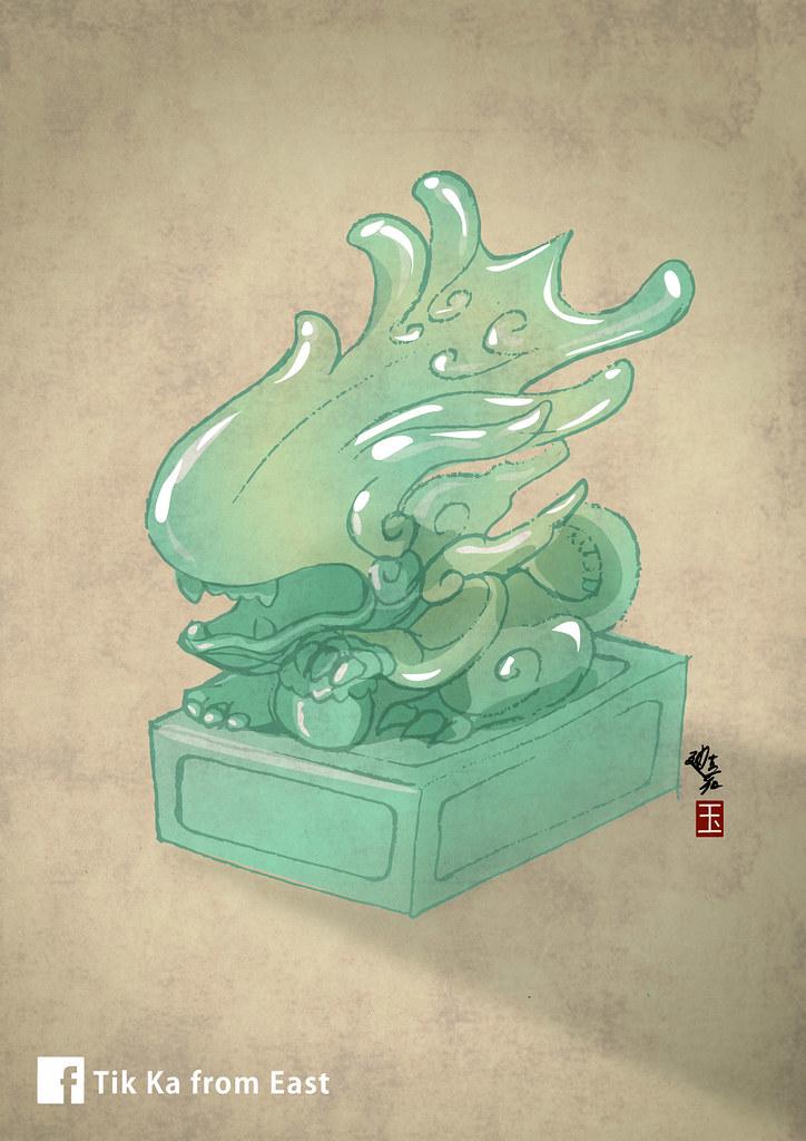 香港畫家「迪嘉」【Tik Ka From East】中西合壁的趣味創作!