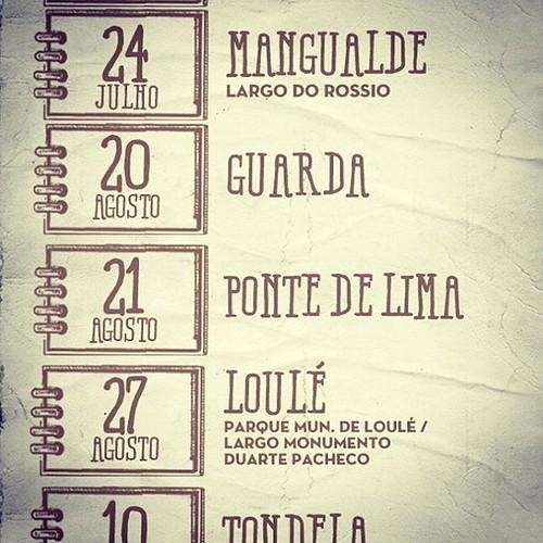 Segue a tour! #dacozinhaontour #dcbyjoebest #dacozinha  #denorteasul #festaContinente #tascaPortuguesa #tonycarreira #mangualde