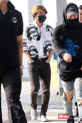 Big Bang - Incheon Airport - 07aug2015 - Wstarnews - 03