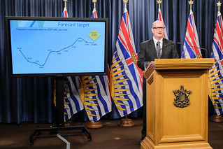 As the province leading Canada in economic growth, British Columbia produced a balanced 2015-16 budget while making record levels of investment in core services like healthcare and education, Finance Minister Michael de Jong announced with the release of the 2015-16 Public Accounts.
