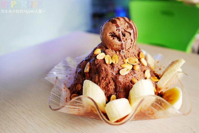 gelato,中式糕點,冰店,冰淇淋,刨冰,剉冰,北區,台中,好吃,方塊熊,燒仙草,豆花,雪花冰,飲料,黑糖剉冰 @強生與小吠的Hyper人蔘~